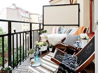 Simple Balcony Ideas