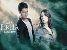 Feriha Episode 130 in High Quality 8th November 2013 Urdu 1 Feriha