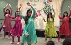 Chamak Challo and Marjaani Dance Medley at Parissa's Sweet Sixteen