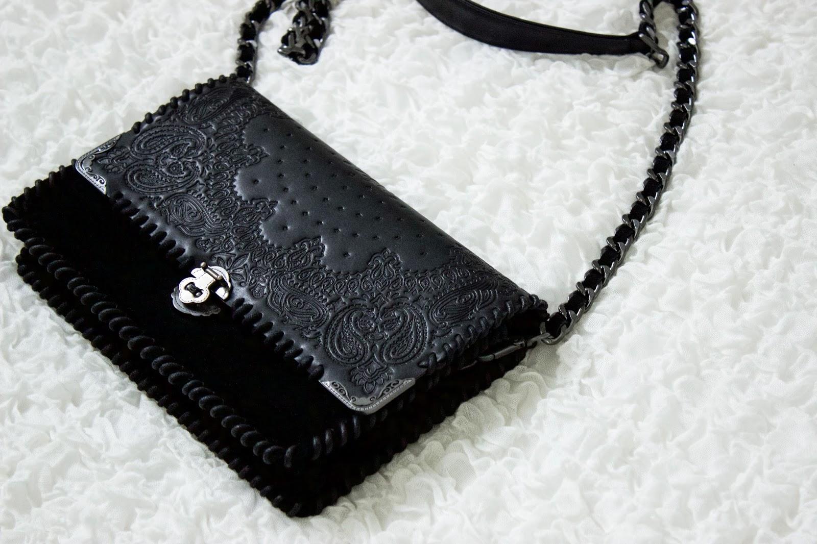 sac zara, what's in my bag, blogueuse mode, blog