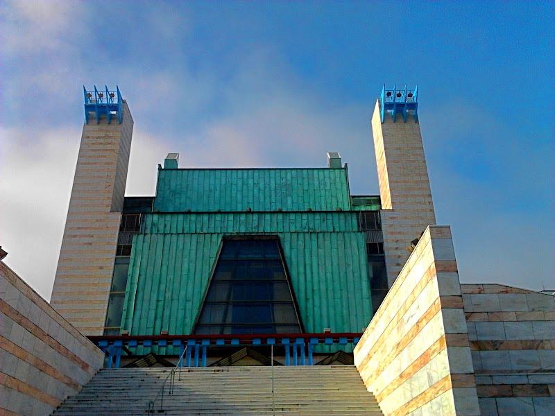 Palacio de Festivales de Cantabria en Santander