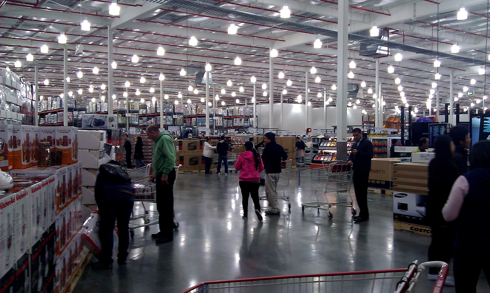 Canada Goose parka sale authentic - Dear Little House: So, we went to Costco.