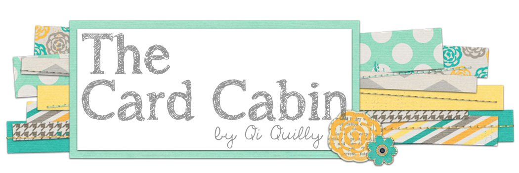 The Card Cabin by Qi Quilly