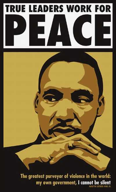 MartinLutherKingJr PATRIOT ACT