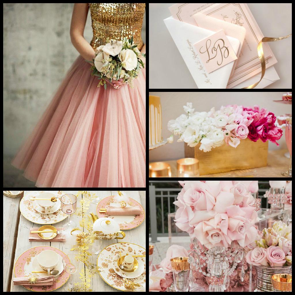 Matrimonio Tema Rosa Cipria : Tendenza colori matrimonio moda nozze forum
