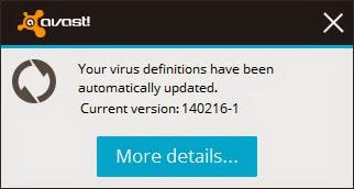 Cara Update Avast Manual Offline