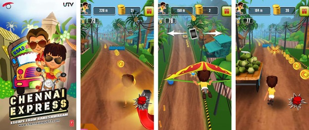 Chennai Express Game for Android