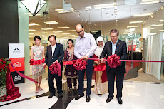 The Ngee Ann Kongsi Library Naming Ceremony