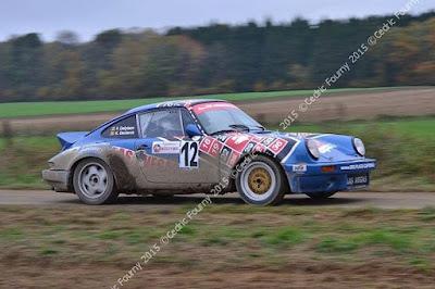 Rallye de Mettet 2015