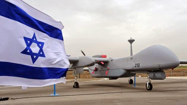 Suriah tembak jatuh drone Israel di Provinsi Al-Qunaitera