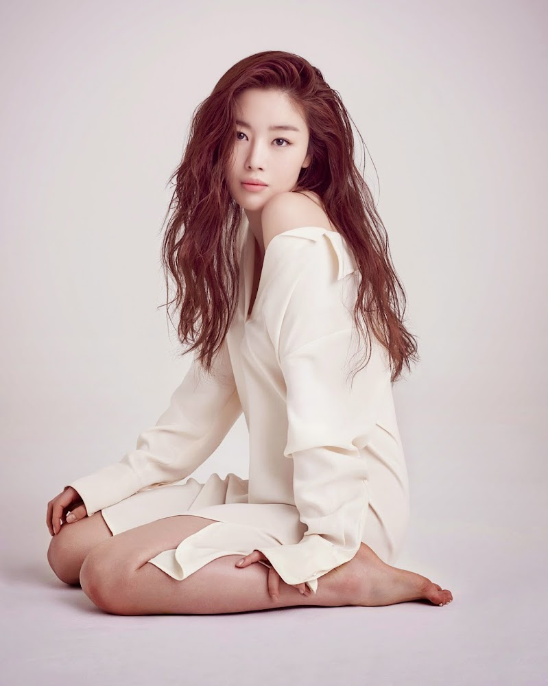 Secret Sunhwa Arena Homme+ April 2015