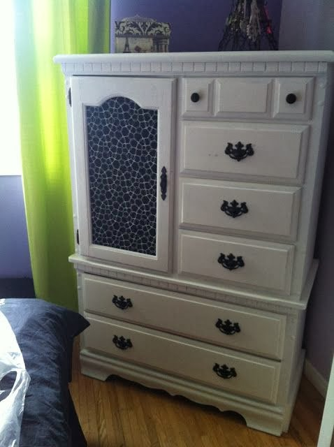 $20 Makeover Armoire