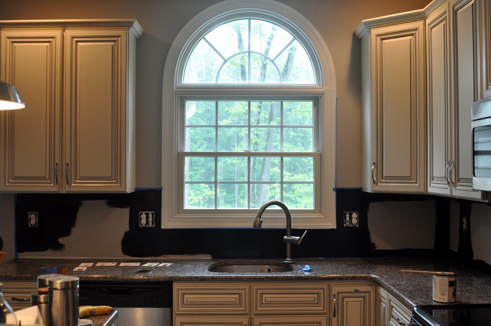 Kitchen Update...Chalkboard Style! - East Coast Creative Blog