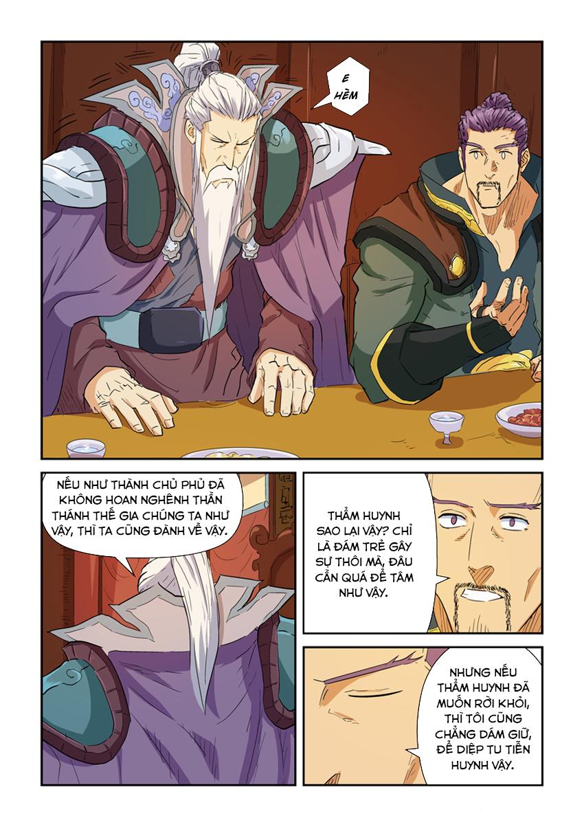 Yêu Thần Ký Chapter 140 - Hamtruyen.vn
