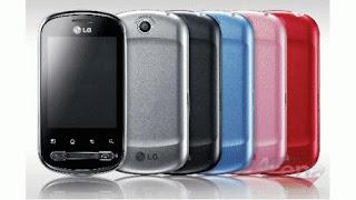 LG P350 LG Optimus Me