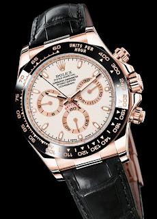Montre Rolex Daytona Or Everose référence 116515LN