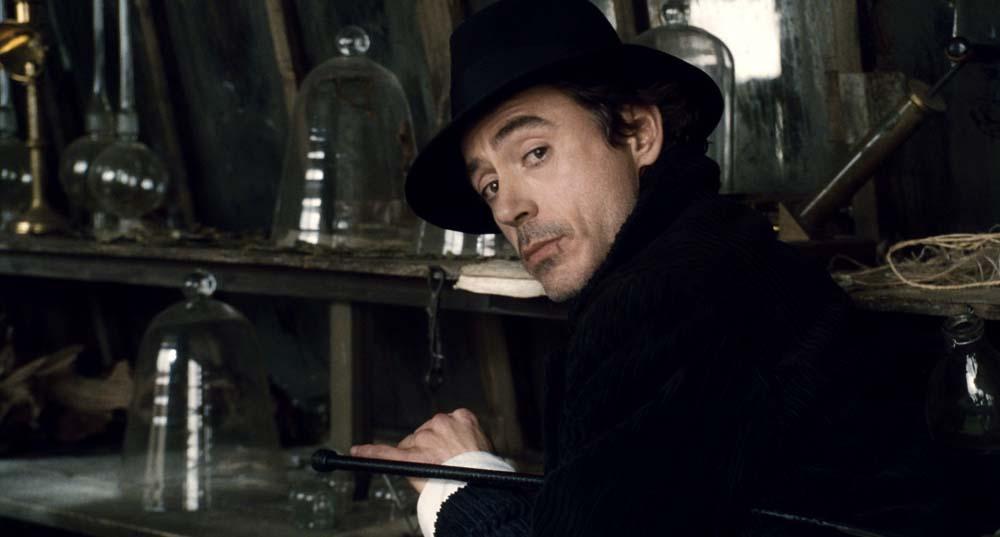 Marcel's Movies: Sherlock vs Holmes
