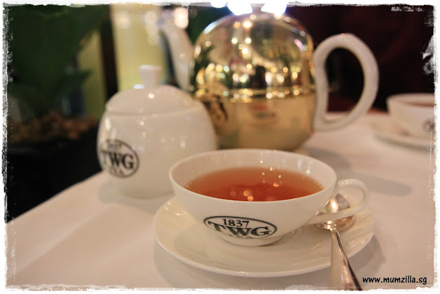 twg tea MBS singapore Marina Bay Sands