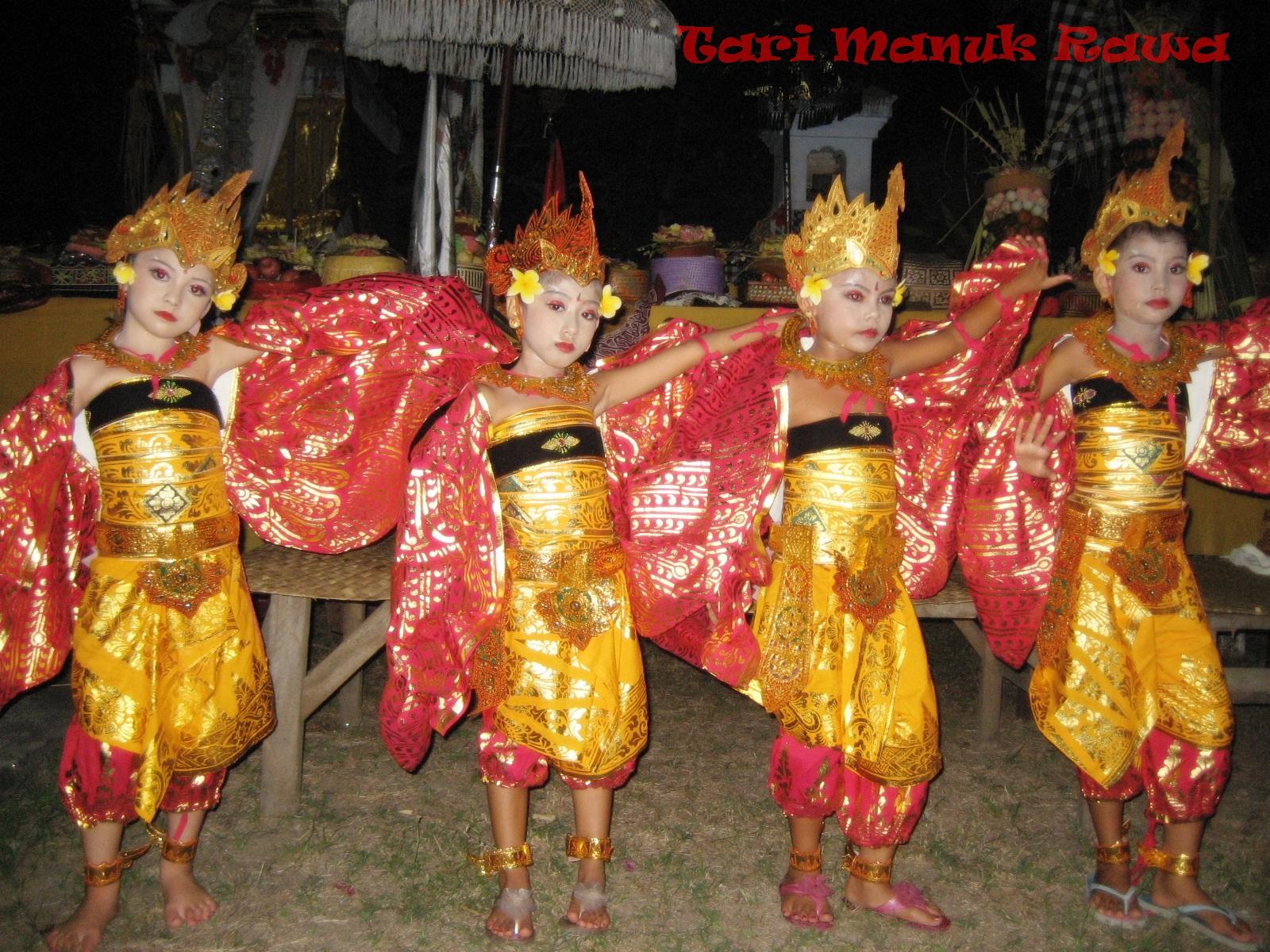 Manuk Rawa Dance | Cultures of Denpasar | Learn and ...