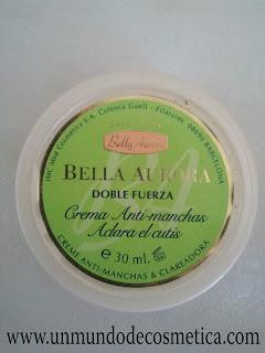Bella Aurora - Crema anti-manchas