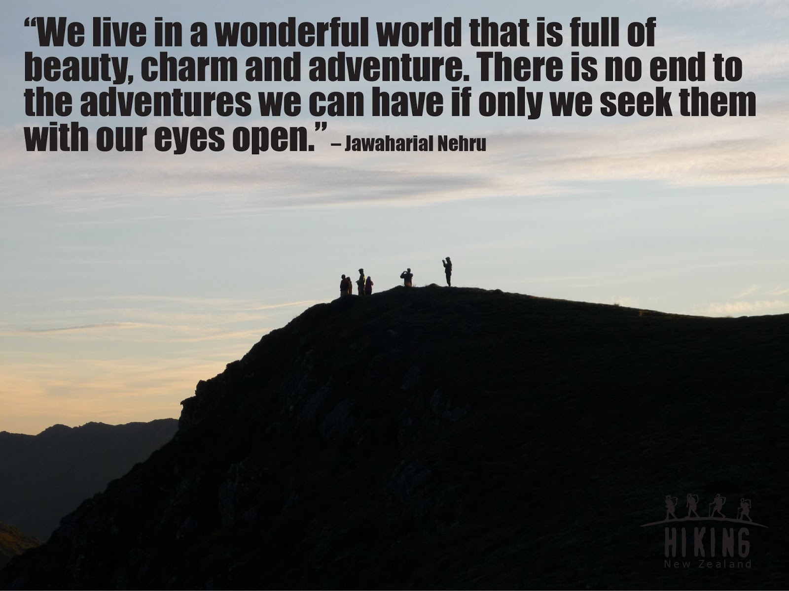 Inspirational Travel And Walking Quotes Hiking Nz