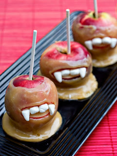 vampire caramel apples@northmanspartyvamps.com
