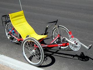 Info Sepeda Telentan Recembent Cycle Terunik