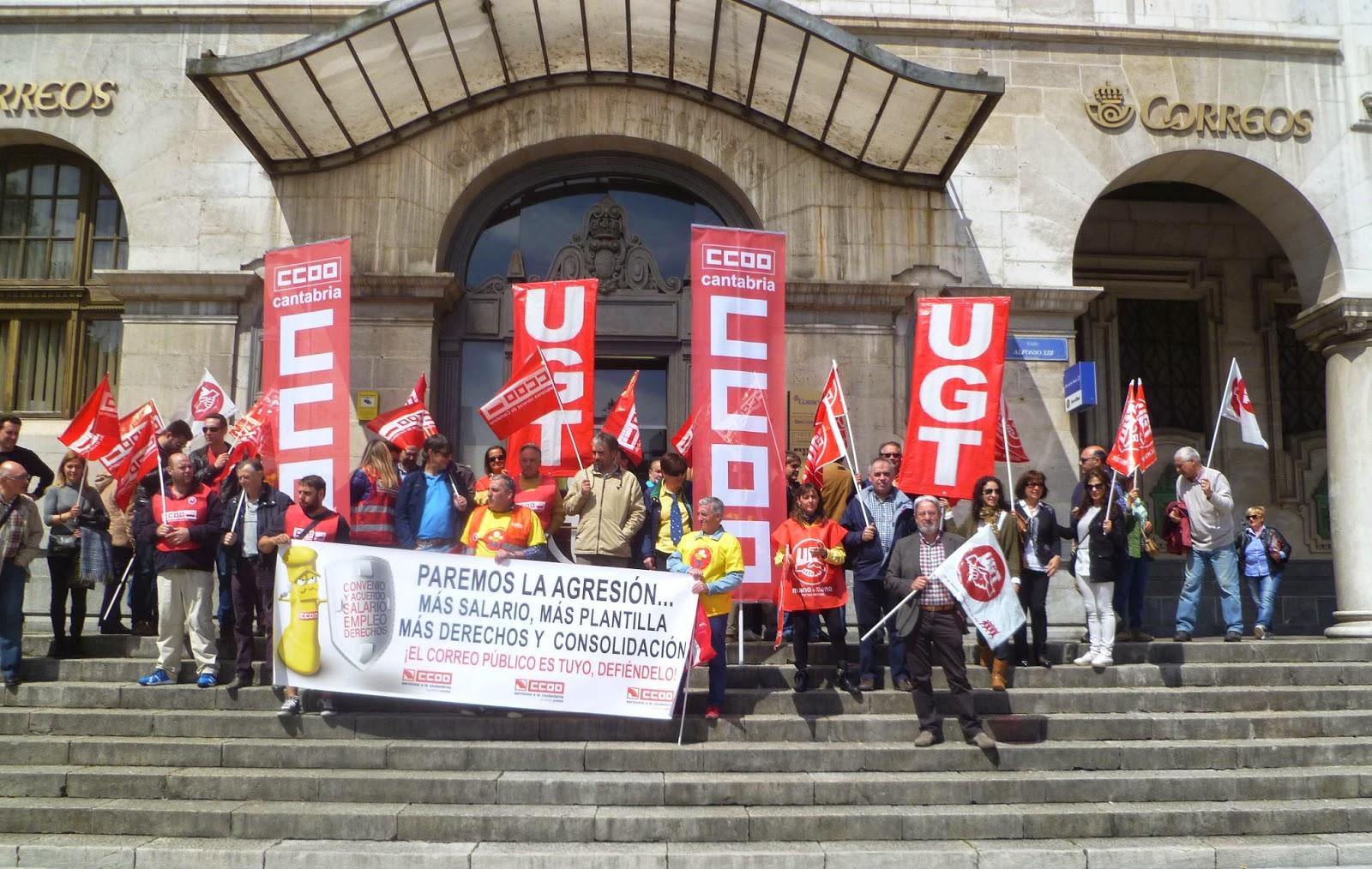 Torrelavega, cruce de caminos: Santander: Un 87% de los trabajadores ...