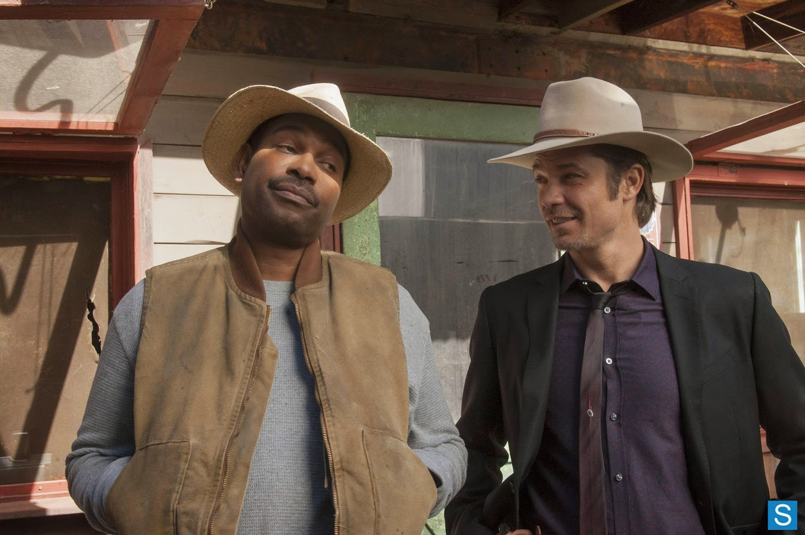 Justified - Peace of Mind - Postmortem with Graham Yost (SPOILERS)