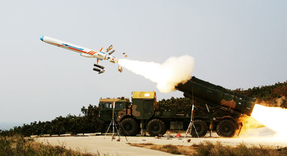Babur Hatf 7 Missile Of Pakistan