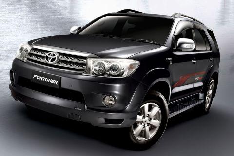 Rental Mobil Toyota Fortuner Jakarta on Jakarta Dan Sekitarnya Harga Mobil Toyota Fortuner Yang Tertera