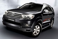 Harga Toyota Fortune