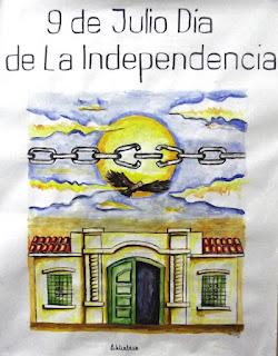 Biblioteca leloir cartelera de efem rides for Decoracion 9 de julio secundaria