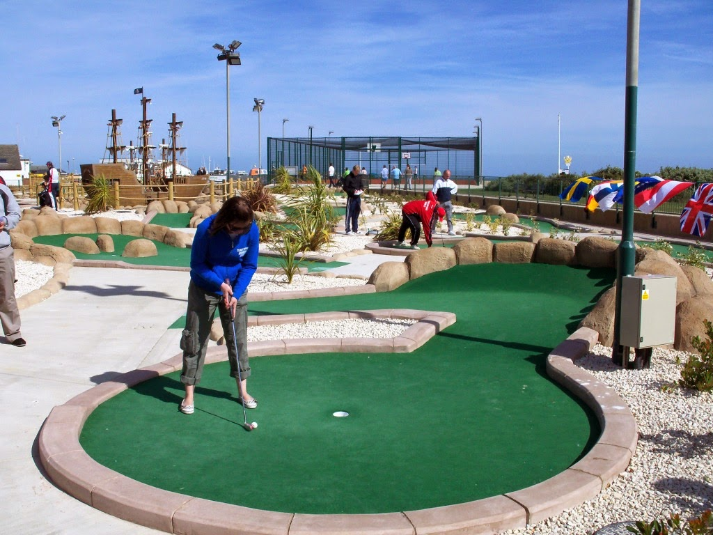 Hastings Pirate Adventure Golf course
