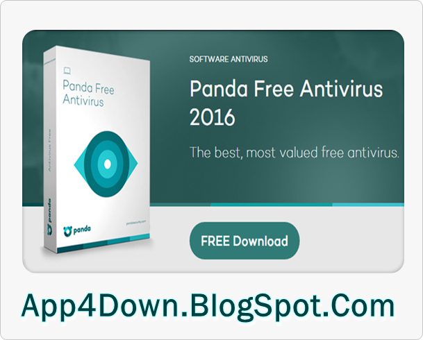 Panda Antivirus Free 2016 16.1.0 For Windows Full Version