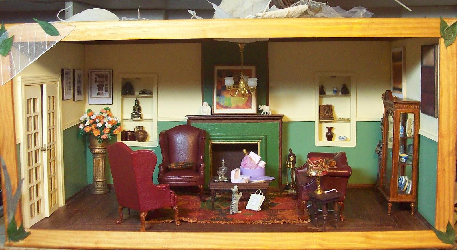 Construir tu casa en miniatura febrero 2012 - Como hacer casas en miniatura ...