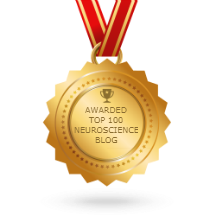 Top 100 Neuroscience Blogs award