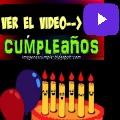 Video feliz cumpleaños