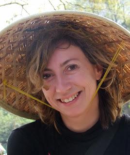Céline Ménard - illustratrice et textile designer, créatrice d'Estrelitzia