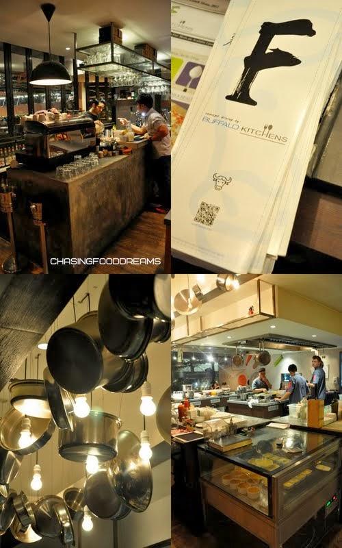 F Buffalo Restaurant Bangsar  F  by Buffalo Kitchens shows