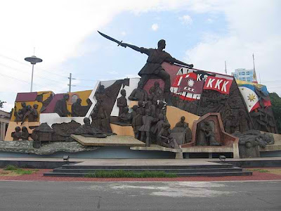 Andres Bonifacio Shrine, Manila
