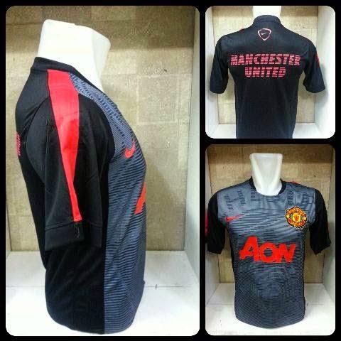 Gambar bocoran Photo jersey Manchester United Pre-Match terbaru musim depan 2015/2016