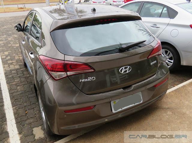 Novo Hyundai HB20 2016 Premium
