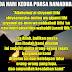 Doa Hari Ke-2 (Kedua) Puasa Ramadhan 1436 Hijriah