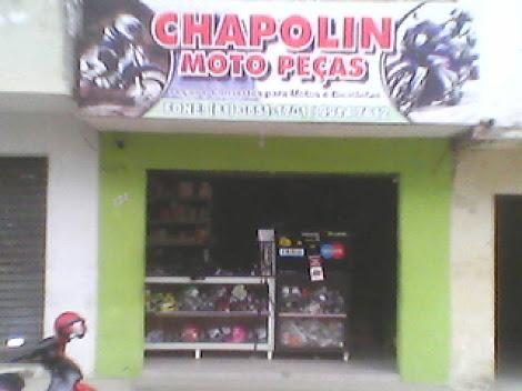 CHAPOLIN MOTO PEÇAS.... O LUGAR ONDE VOCÊ ENCONTRA TODOS OS TIPOS DE PEÇAS PARA MOTOS E BICICLETAS!