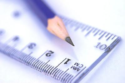 alat gambar arsitektur, pensil dan penggaris, ujung pensil, penggaris mika