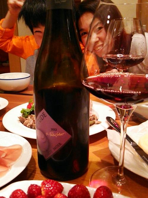 2013  Pinot Noir ATTITUDE,Pascal Jolivet