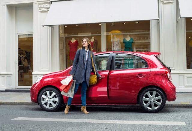 Sophisticated Cars Nissan Micra Elle 2012
