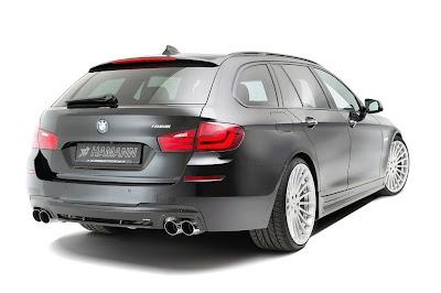 Hamann_BMW_5_Series_Touring_F11_Back_View