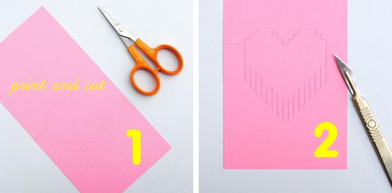 Как сделать объёмную открытку своими руками